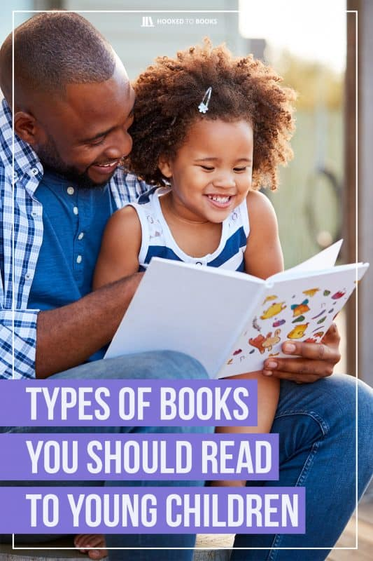 Types of Books for Young Children