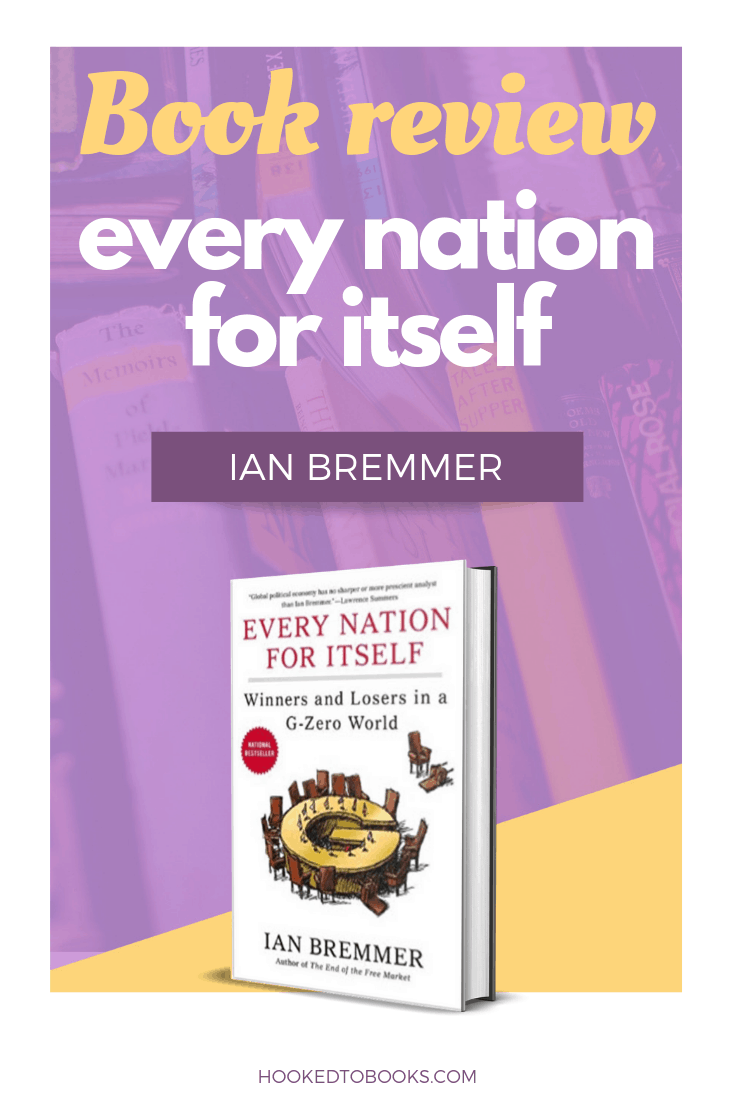 Book Review of Every Nation For Itself by Ian Brimmer
