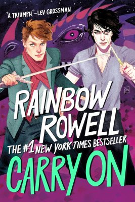 Carry On by Rainbow Rowell