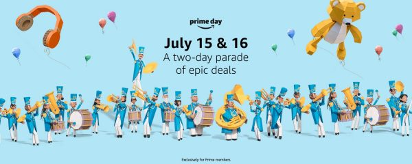 Amazon Prime Day Free Trial