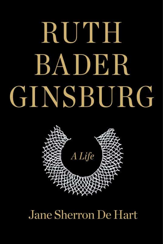 Best biography books about women: Ruth Bader Ginsburg: A Life