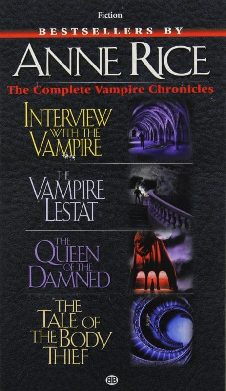 Complete Vampire Chronicles