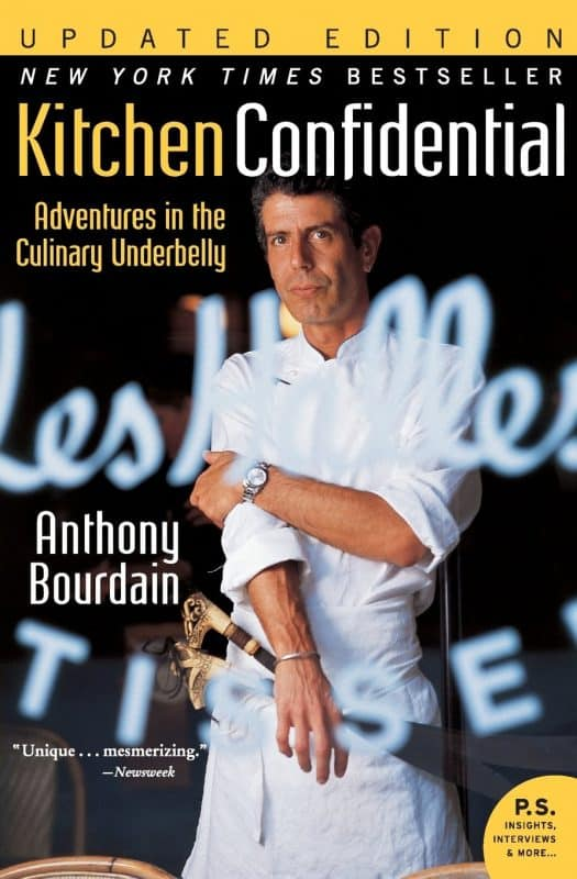 Kitchen Confidential Updated Edition