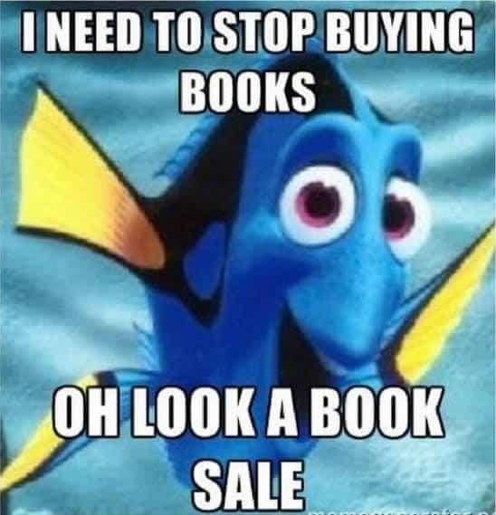 A book sale