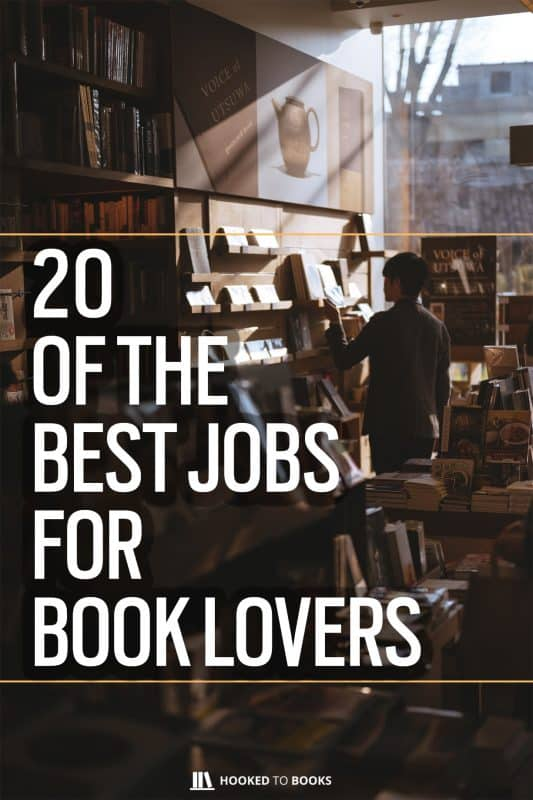 what are the best jobs for book lovers