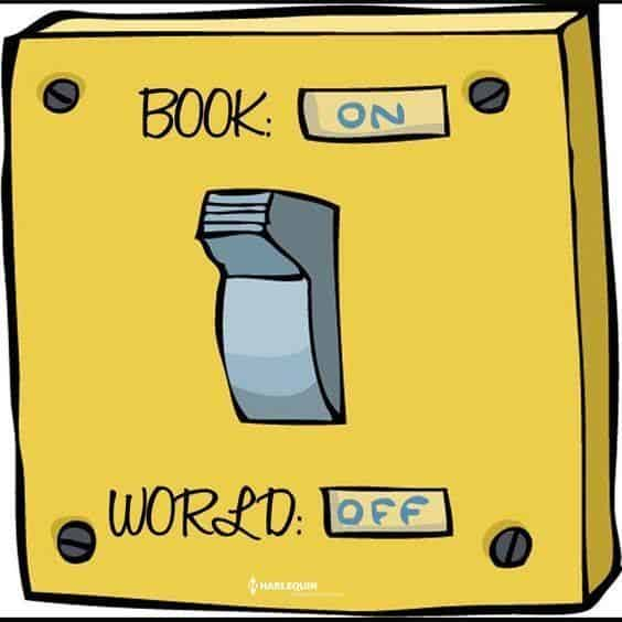Book On, World Off