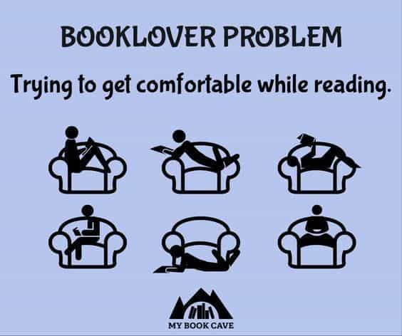 Booklover problem