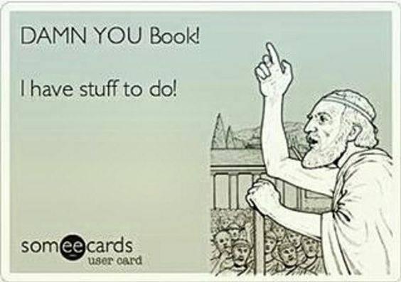 Damn you book