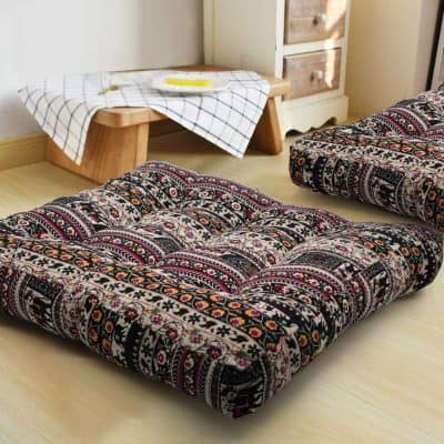 HIGOGOGO Bohemian Floor Cushion