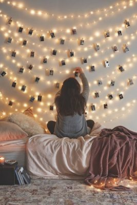 aesthetic fairy lights