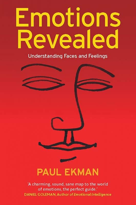 """Emotions Revealed"" by Paul Ekman"