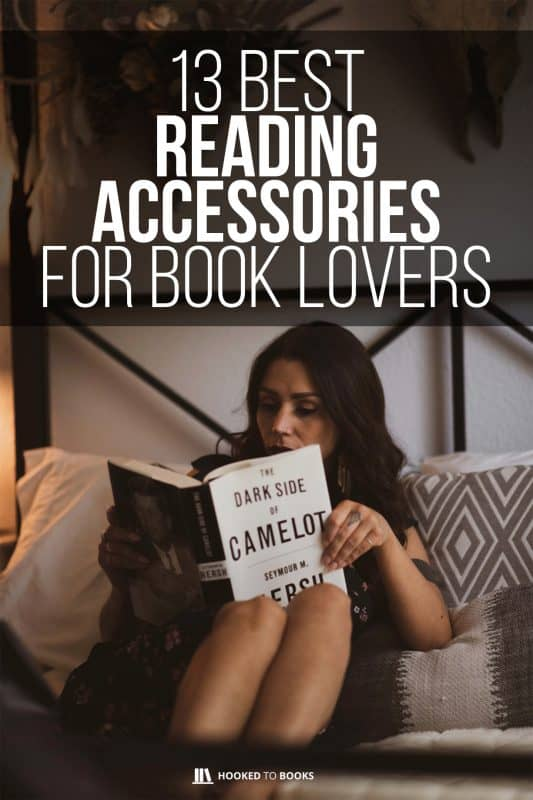 13 of the Best Reading Accessories for Book Lovers