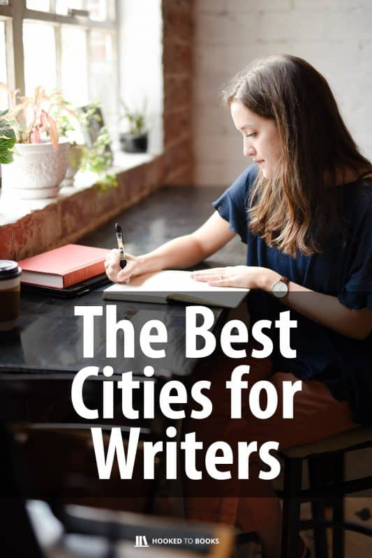 The Best Cities for Writers