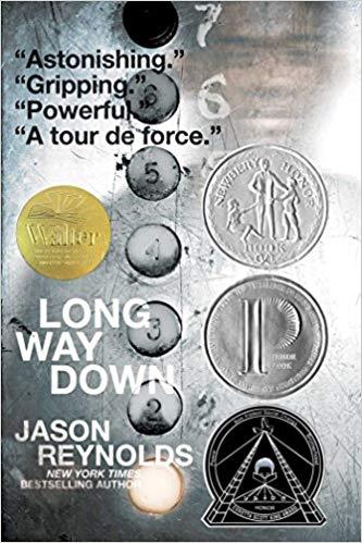A Long Way Down by Jason Reynolds