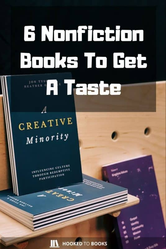 6 Nonfiction Books To Get A Taste