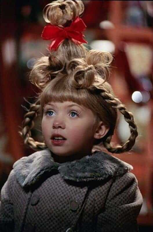 What Are the Most Popular Dr. Seuss Book Characters? cindy lou hoo