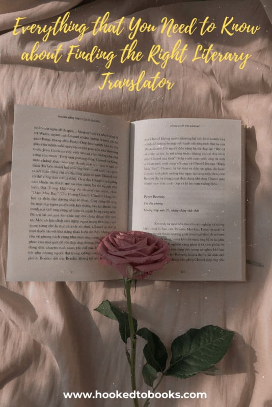 Everything that You Need to Know about Finding the Right Literary Translator
