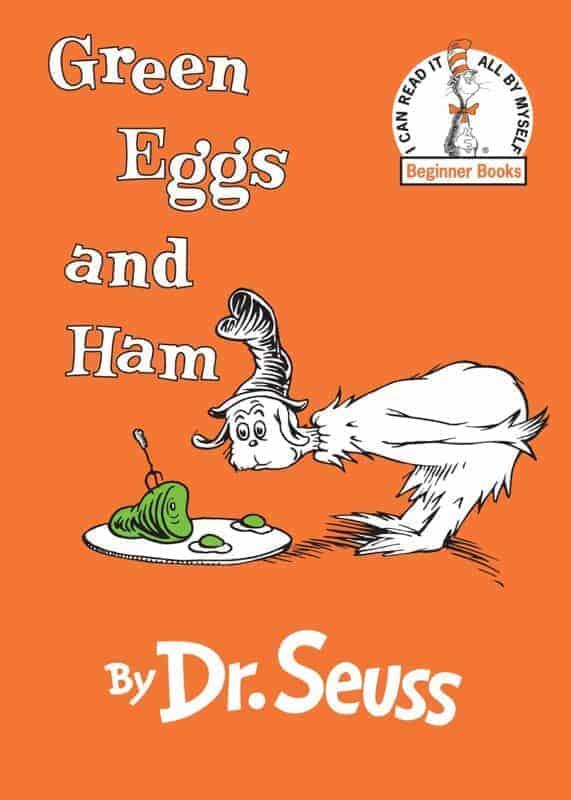 Dr. Seuss Book Characters - sam i am