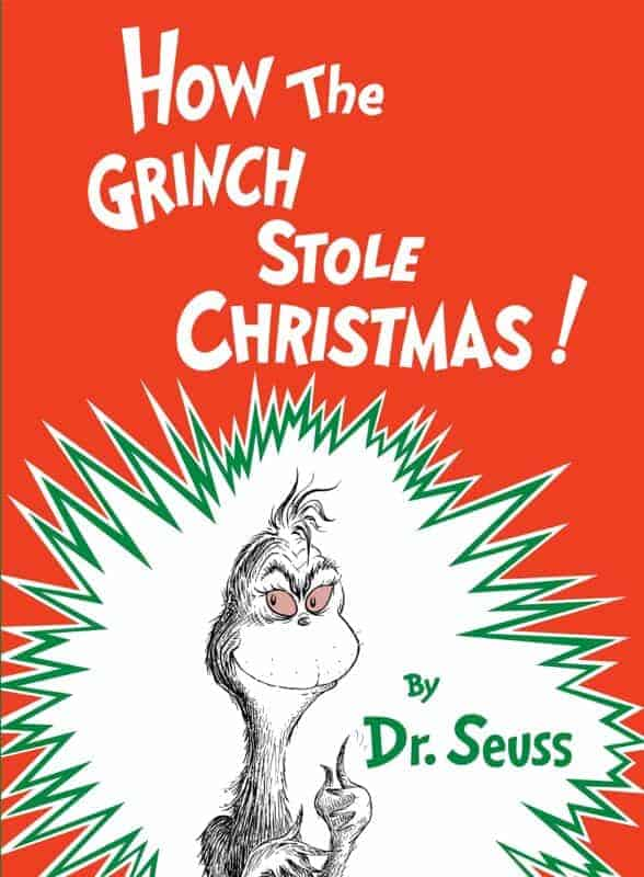 Most Popular Dr. Seuss Characters - the grinch