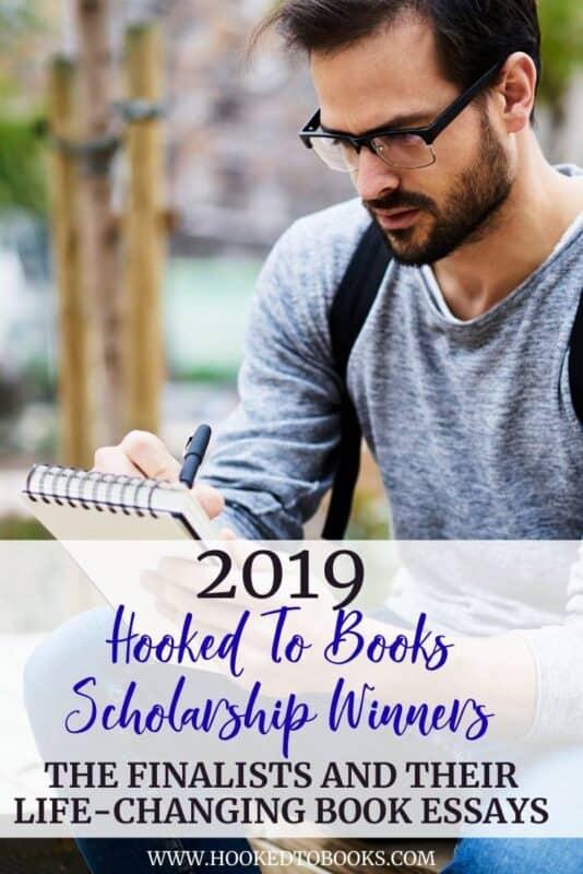 hooked to books 2019 scholarship winners