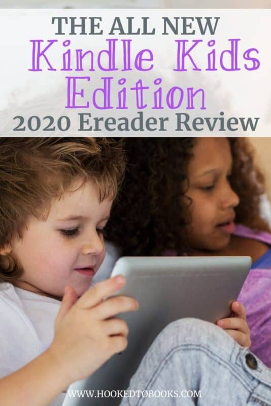the all-new kindle kids edition 2020