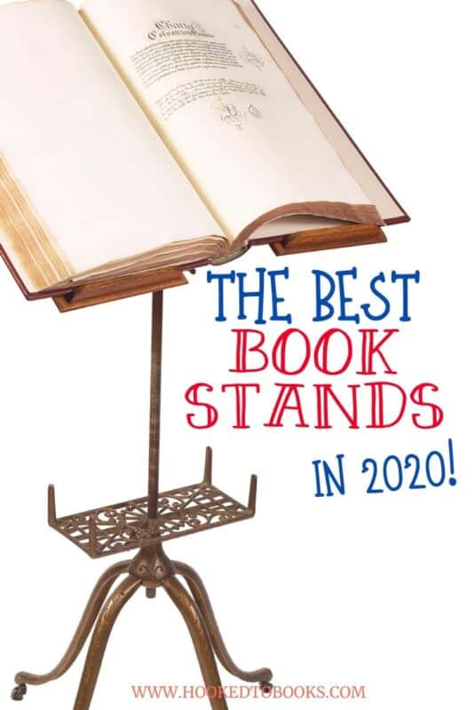 Top 5 Best Book Stands of 2020