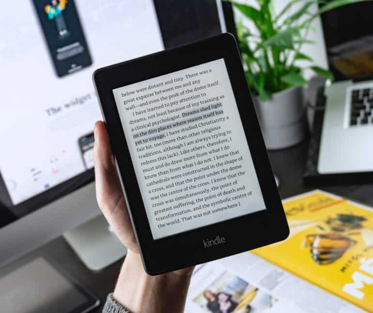 How to Use the Kindle Paperwhite
