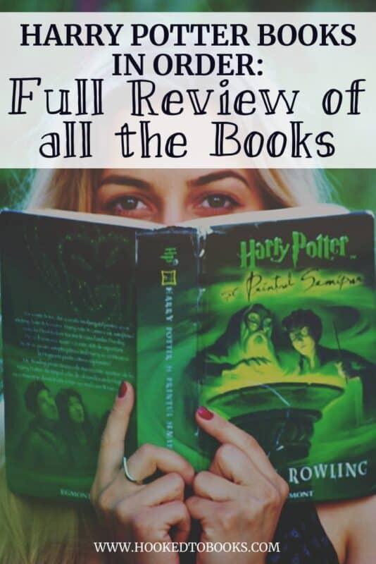 Harry Potter Books In Order