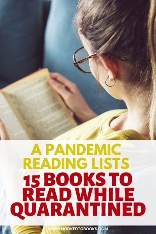 pandemic books to read while quarantined