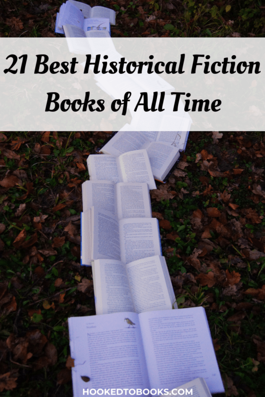 21 Best Historical Fiction Books of All Time