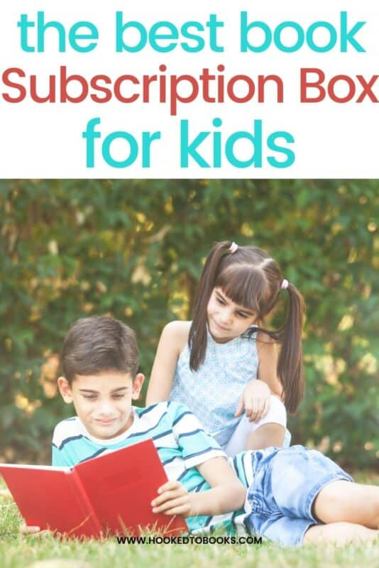 The Best Book Subscription Box For Kids