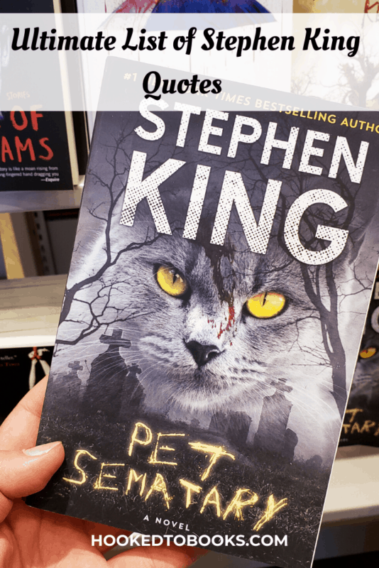 Ultimate List of Stephen King Quotes