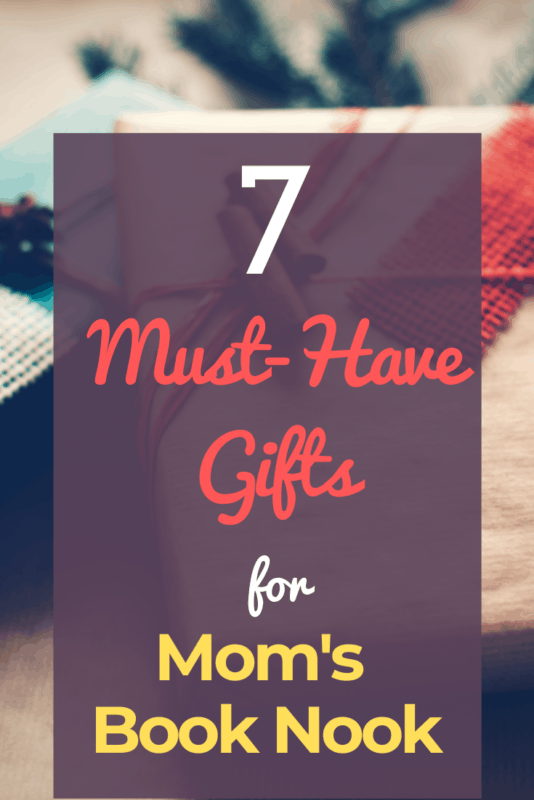 Must-Have Gifts for Mom's Book Nook