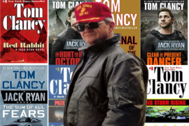 15 BEst Tom Clancy's Novel